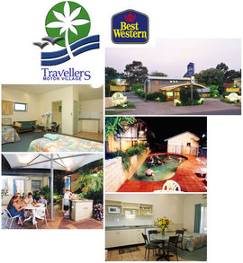 Travellers Motor Village - Accommodation Melbourne