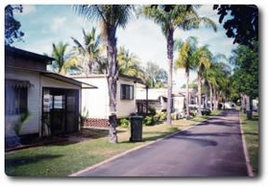 Finemore Tourist Park - Accommodation Melbourne