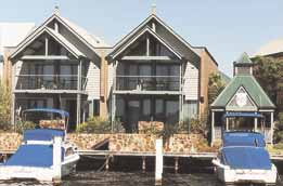 Slipway Holiday Villas - Accommodation Melbourne