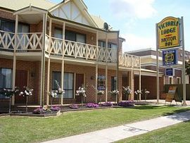 Victoria Lodge Motor Inn and Apartments - Accommodation Melbourne