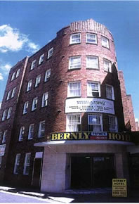 Bernly Private Hotel - Accommodation Melbourne