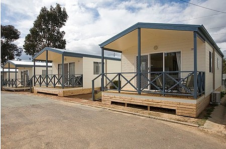 Crestview Top Tourist Park - Accommodation Melbourne