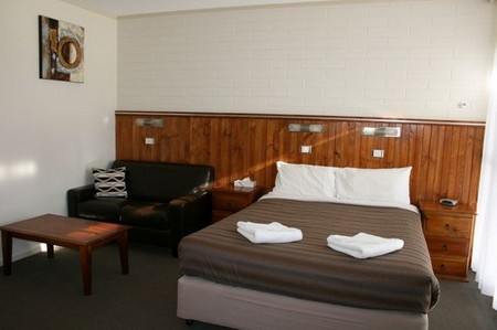Central Motel Mildura - Accommodation Melbourne