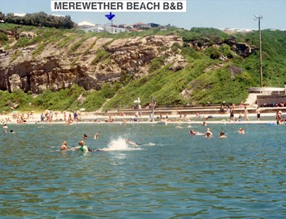 Merewether Beach B And B - Accommodation Melbourne