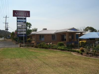 Almond Inn Motel - Accommodation Melbourne