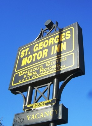 St Georges Motor Inn - Accommodation Melbourne