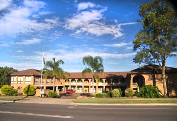 Cumberland Motor Inn - Accommodation Melbourne