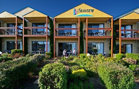 Seaview Motel  Apartments - Accommodation Melbourne