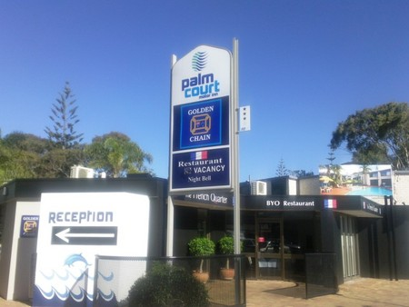 Palm Court Motor Inn - Accommodation Melbourne