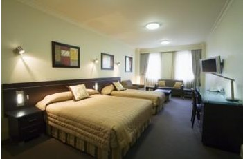Hyde Park Inn - Accommodation Melbourne