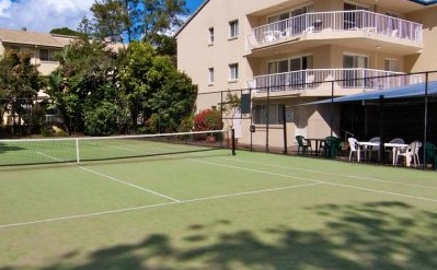 Paradise Grove Holiday Apartments - Accommodation Melbourne