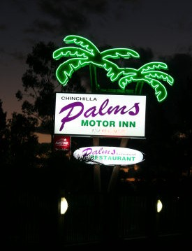 Chinchilla Palms Motor Inn - Accommodation Melbourne