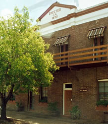 The Old Exchange Bed And Breakfast - Accommodation Melbourne