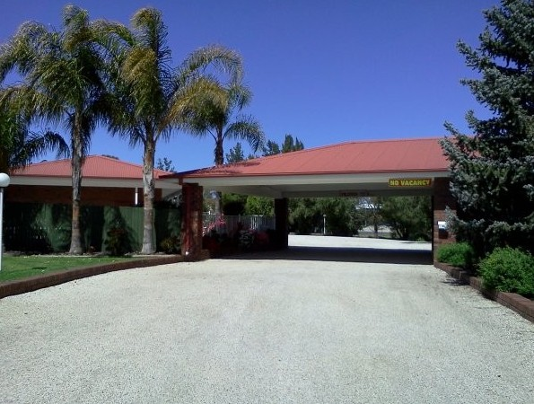 Golden Chain Border Gateway Motel - Accommodation Melbourne