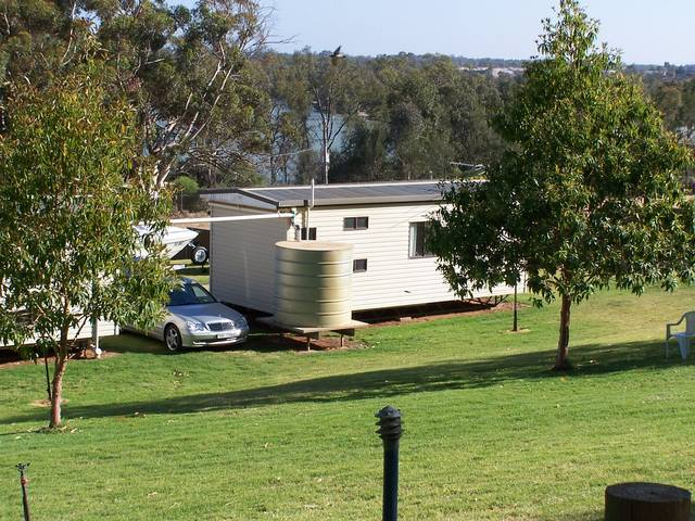 Robinvale Weir Caravan Park - Accommodation Melbourne