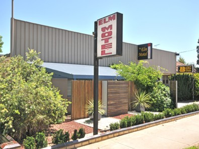 The Elm Motel - Accommodation Melbourne