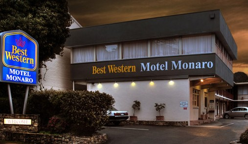 Best Western Motel Monaro - Accommodation Melbourne