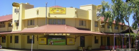 Todd Tavern - Accommodation Melbourne