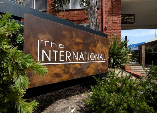 Comfort Inn The International - Accommodation Melbourne