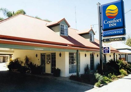 Comfort Inn Goondiwindi - Accommodation Melbourne