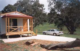 Saunders Gorge Sanctuary - Hideaway Cottage - Accommodation Melbourne