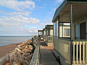 Stansbury Foreshore Caravan Park - Accommodation Melbourne