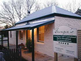 Georgie's Cottage - Accommodation Melbourne