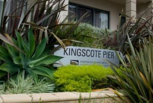 Kingscote Pier - Accommodation Melbourne