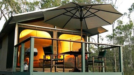 Jabiru Safari Lodge at Mareeba Wetlands - Accommodation Melbourne