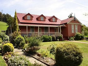 Cradle Manor - Accommodation Melbourne