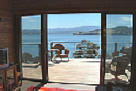 Bruny Island Accommodation Services - Captains Cabin - Accommodation Melbourne