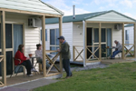 Discovery Holiday Parks Devonport Cosy Cabins - Accommodation Melbourne