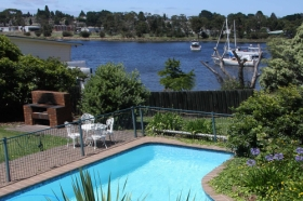 Leisure Inn Waterfront Lodge - Accommodation Melbourne