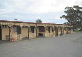 Central Court Motel - Accommodation Melbourne
