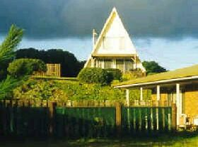King Island A Frame Holiday Homes - Accommodation Melbourne