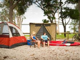 Boreen Point Campground - Accommodation Melbourne