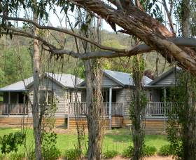 The Homestead Cabins Brogo - Accommodation Melbourne
