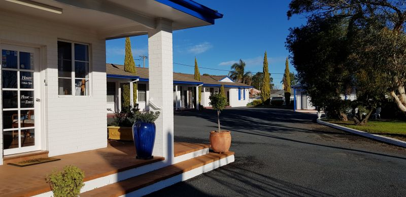 Colonial Motel - Accommodation Melbourne