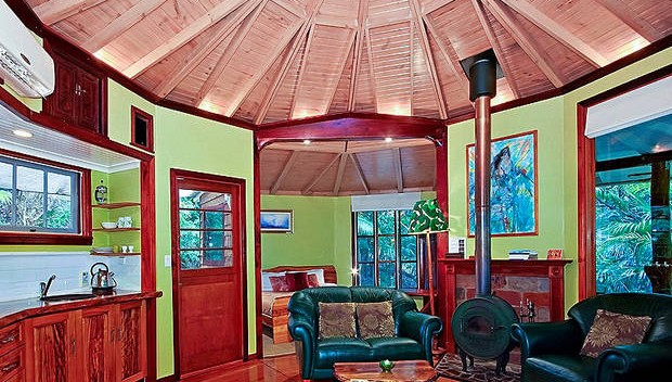Mt Warning Rainforest Retreat  - Accommodation Melbourne