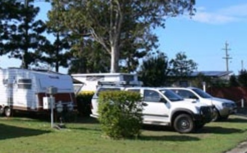 Browns Caravan Park - Accommodation Melbourne