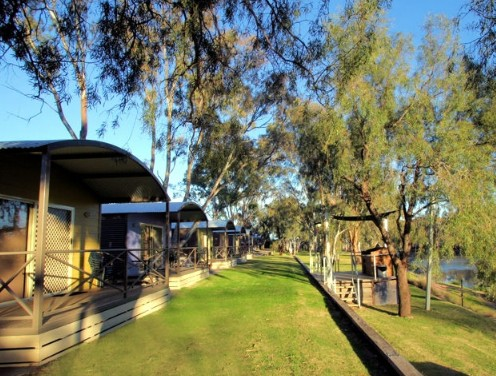 BIG4 Deniliquin Holiday Park - Accommodation Melbourne