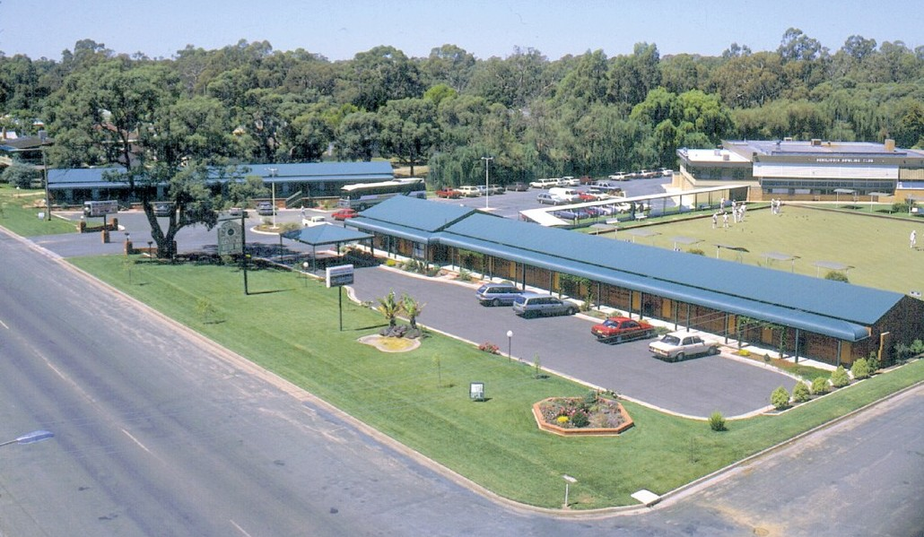 Deniliquin Country Club Motor Inn - Accommodation Melbourne