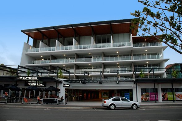 Echelon Apartments Yeppoon - Accommodation Melbourne