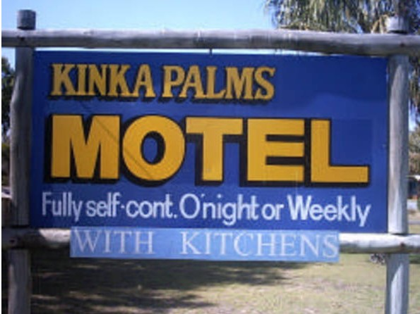 Kinka Palms Beachfront Apartments / Motel - Accommodation Melbourne