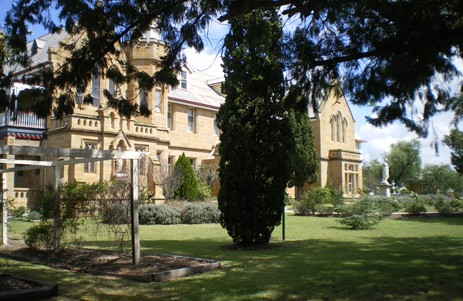 Abbey Of The Roses Boutique Heritage Guesthouse - Accommodation Melbourne
