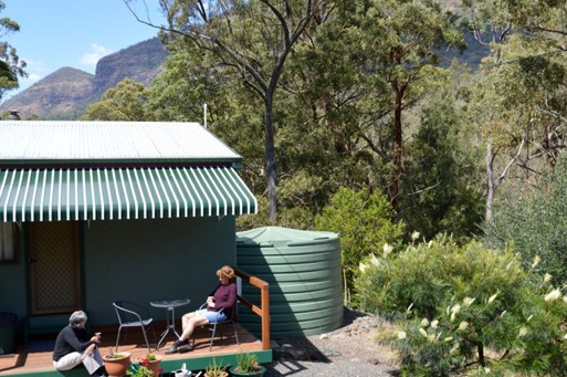 Cave Rock Cottages - Accommodation Melbourne