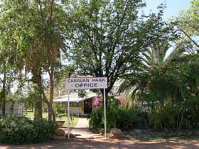 Blackall Caravan Park - Accommodation Melbourne