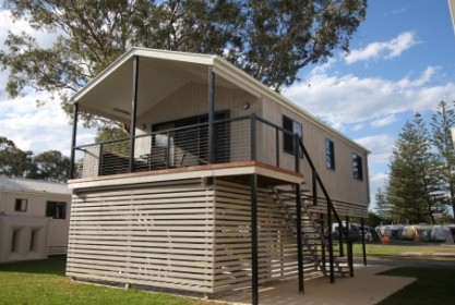 Gold Coast Tourist Parks Tallebudgera Creek - Accommodation Melbourne