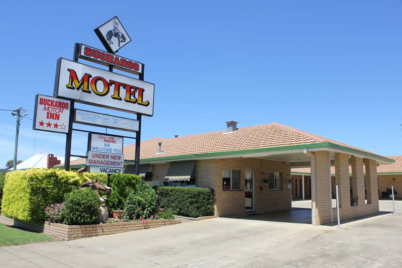 Buckaroo Motor Inn - Accommodation Melbourne