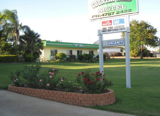 Country Road Motel - Accommodation Melbourne